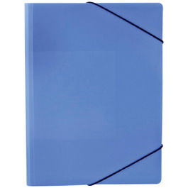 Carpeta ALPIN. AZUL