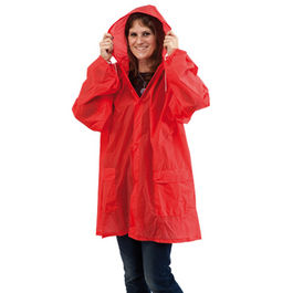Impermeable HYDRUS. ROJO