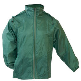 Impermeable GRID. VERDE TALLA M/L