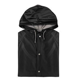 Impermeable HINBOW. NEGRO TALLA M/L