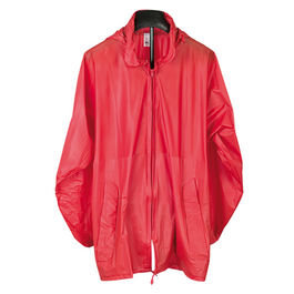 Impermeable HIPS. ROJO TALLA M/L